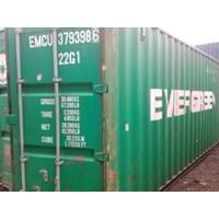 Distributor Box Container Bekas 20' Murah ex Evergreen 3
