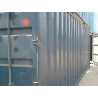 Dari Box Container Bekas 20' feet Murah 1