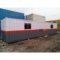 Distributor Box Container Office STD 40' 3