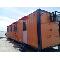 Container office murah 40' std Prestige 1