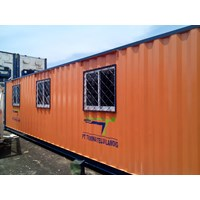 Jual Container office murah 40' std Prestige 2
