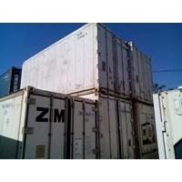 Dari Box Container Reefer 20' Feet 9