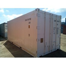 Box Container Reefer 20' Feet