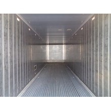 Box Container Reefer 40 Feet