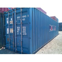 Container Bekas 40' high cube Murah
