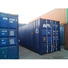 Box Container Dry 45 Ft