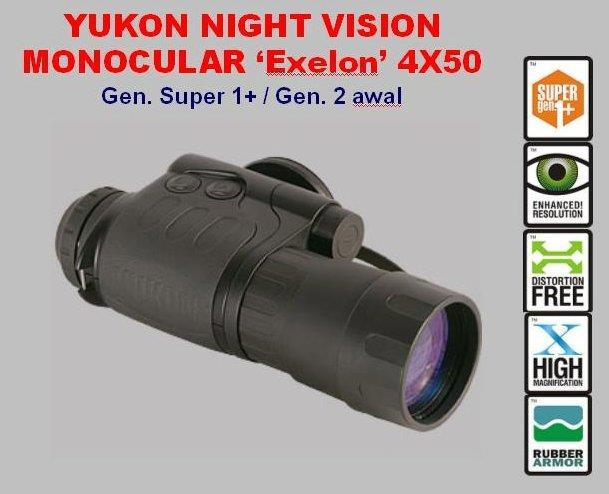 Yukon exelon 4x50 review