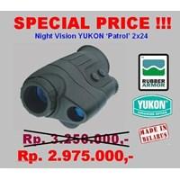 Jual Yukon Night Vision Monocular 'Patrol' 2X24