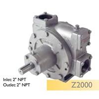 Corken Coro-Vane Pompa Z2000 Dan Zx2000 1