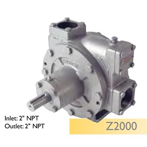 Corken Coro-Vane Pompa Z2000 Dan Zx2000