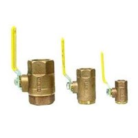 Baltur Brass Ball Valve 1