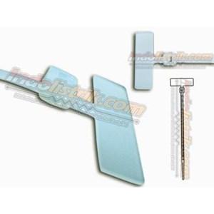 Kss Cable Ties Label Mcv 110 (110 X 2.5) Putih