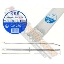 Kss Kabel Ties Cv280 (280 X 4.8) Putih