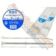 Kss Kabel Ties Cv432 (432 X 4.8) Putih