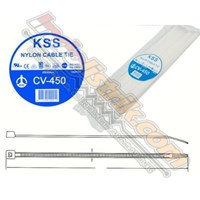 Cable Ties Kss Cv450 (450 X 8) Putih 1