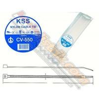 Cable Ties Kss Cv550 (550 X 8) Putih 1