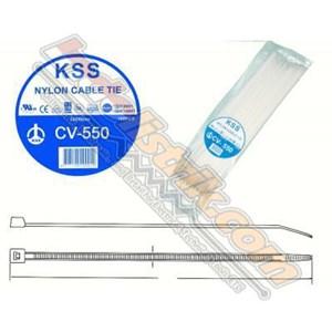 Cable Ties Kss Cv550 (550 X 8) Putih