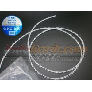Kss Movable Bushing Kg-010 Putih Cable Marker