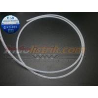 Kss Movable Bushing Kg-020 Putih Cable Marker 1