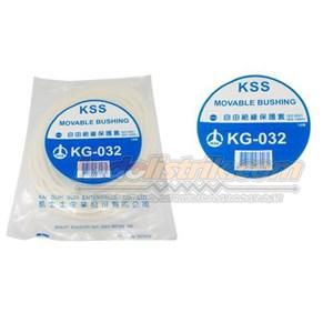 Kss Movable Bushing Kg-032 Putih Cable Marker