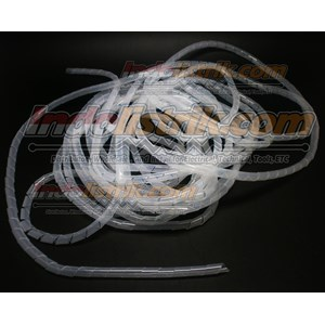 Pelindung Kabel Spiral  Nintoku Ks-08 Putih