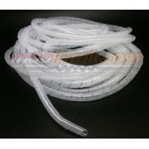 Pelindung Kabel Spiral  Nintoku Ks-12 Putih