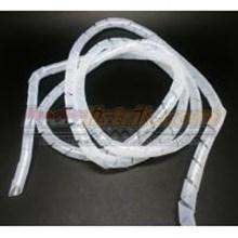 Pelindung Kabel Spiral  Nintoku Ks-15 Putih