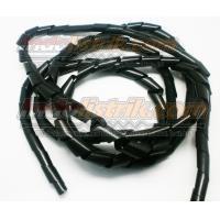Jual Pelindung Kabel Spiral  Nintoku Ks-15 Hitam