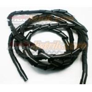 Pelindung Kabel Spiral  Nintoku Ks-15 Hitam