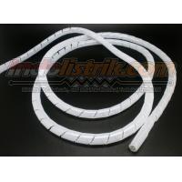 Pelindung Kabel Spiral  Nintoku Ks-19 Putih 1