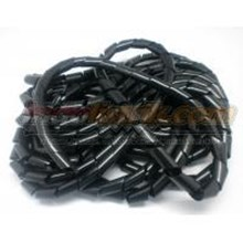 Pelindung Kabel Spiral  Nintoku Ks-19 Hitam