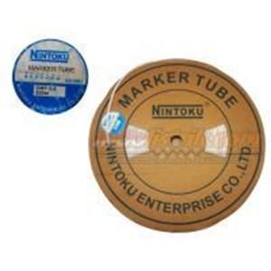 Nintoku Marker Tube Omt 3.0 200Mtr Per Roll Putih Cable Marker