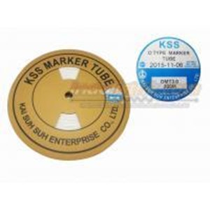 Kss Marker Tube Omt 3.0 200Mtr Per Roll Putih Cable Marker
