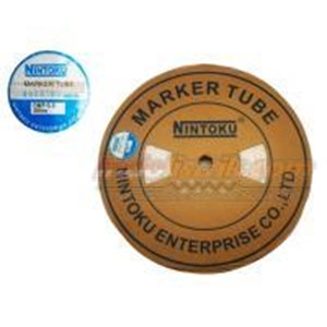 Nintoku Marker Tube Omt 3.5 200Mtr Per Roll Putih Cable Marker
