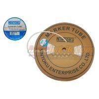 Nintoku Marker Tube Omt 5.0 100Mtr Per Roll Putih Cable Marker  1