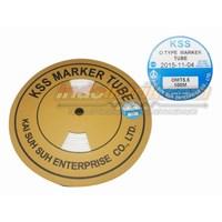 Kss Marker Tube Omt 5.5 100Mtr Per Roll Putih Cable Marker 1