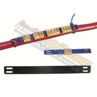 Kss Marker Strip Ms-65 Hitam  Cable Marker 1