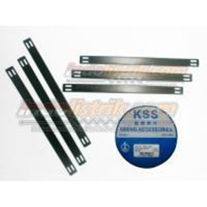 Kss Marker Strip Ms-135 Hitam Cable Marker