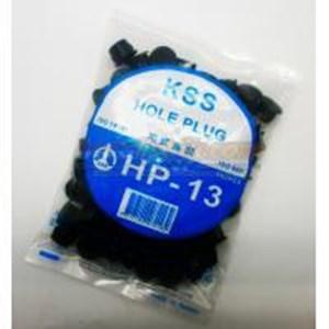 Kss Hole Plug Hp-13 Hitam Cable Marker