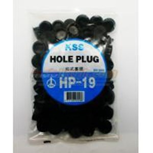 Kss Hole Plug Hp-19 Hitam Cable Marker