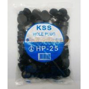 Kss Hole Plug Hp-25 Hitam Cable Marker