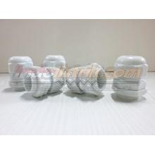Nintoku Kabel Gland Pg-16 Putih