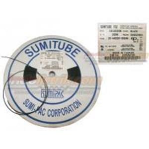 Sumitube Heatshrink Cable Low Voltage 1.5  (Lebar pipih 3mm) Selongsong Kabel