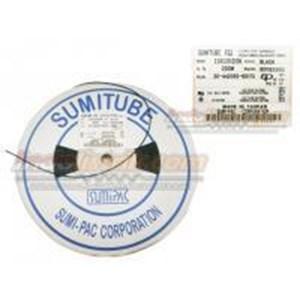 Dari Sumitube Heatshrink Cable Low Voltage size 2 (Lebar pipih 4mm) Selongsong Kabel 0