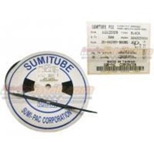 Dari Sumitube Heatshrink Cable Low Voltage size 9 (Lebar pipih 14mm) Selongsong Kabel 0