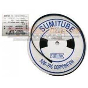 Sumitube Heatshrink Cable Low Voltage size 12 (Lebar pipih  19mm) Selongsong Kabel