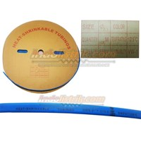 Jual Shrink-Well Heatshrink Cable Low Voltage size 7 (Lebar Pipih 12mm) Selongsong Kabel 2