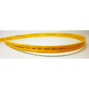 Dari Shrink-Well Heatshrink Cable Low Voltage size 9 (Lebar  Pipih 15mm) Selongsong Kabel 3