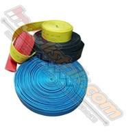 Shrink-Well Heatshrink Cable Low Voltage size 11 (Lebar Pipih 19mm) Selongsong Kabel 1