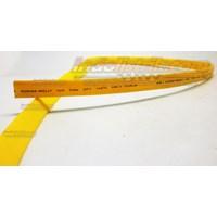 Beli Shrink-Well Heatshrink Cable Low Voltage size 11 (Lebar Pipih 19mm) Selongsong Kabel 4